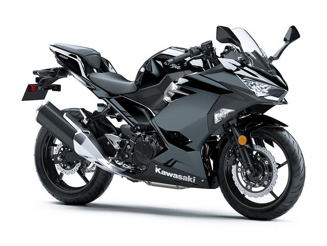 Kawasaki Ninja 400 ra mắt với thiết kế ảnh hưởng từ Ninja H2 - Ảnh 3.
