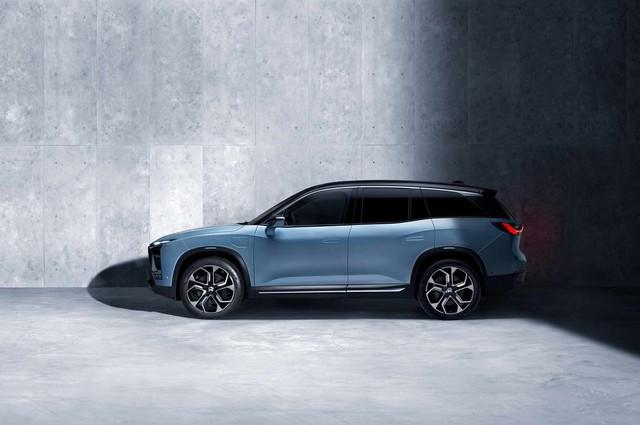 SUV 7 chỗ Trung Quốc NIO ES8 quyết hạ bệ Tesla Model X bằng giá rẻ  - Ảnh 1.