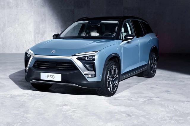 Xe điện - đòn bẩy của ô tô Trung Quốc - Ảnh 2.