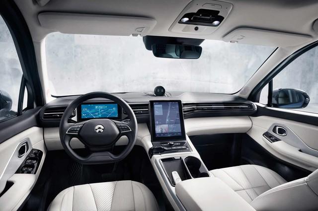 SUV 7 chỗ Trung Quốc NIO ES8 quyết hạ bệ Tesla Model X bằng giá rẻ  - Ảnh 6.