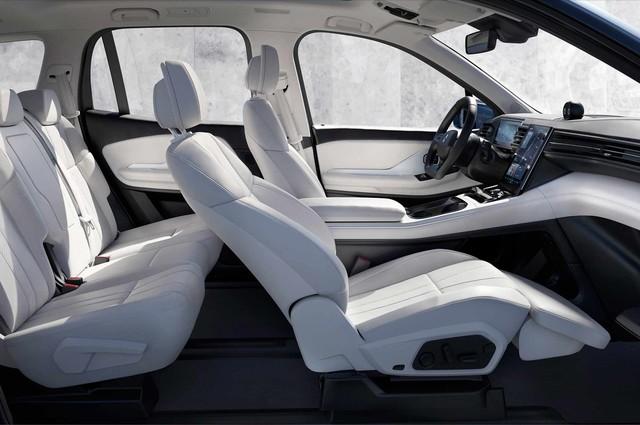 SUV 7 chỗ Trung Quốc NIO ES8 quyết hạ bệ Tesla Model X bằng giá rẻ  - Ảnh 4.