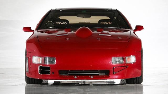 Nissan 300ZX nhanh hơn siêu xe Bugatti Veyron đang được đấu giá - Ảnh 2.