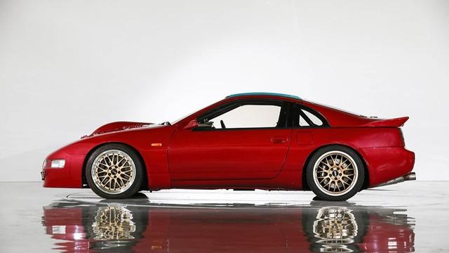 Nissan 300ZX nhanh hơn siêu xe Bugatti Veyron đang được đấu giá - Ảnh 3.