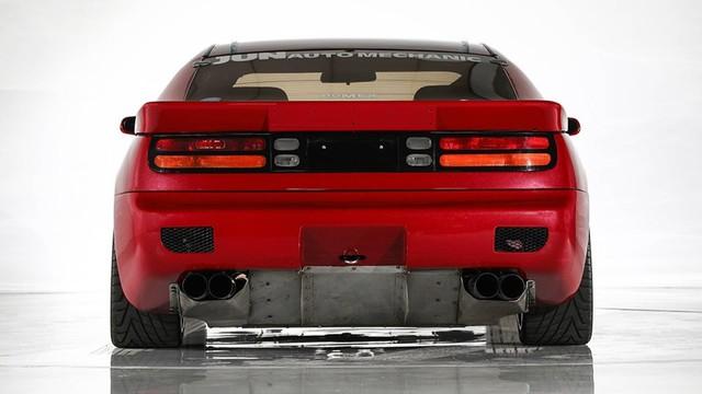 Nissan 300ZX nhanh hơn siêu xe Bugatti Veyron đang được đấu giá - Ảnh 4.