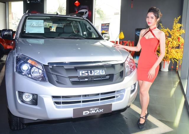 Isuzu D-Max Type Z 2017 ra mắt khách hàng Việt, giá từ 760 triệu Đồng - Ảnh 4.