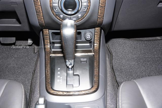 Isuzu D-Max Type Z 2017, đối thủ của Ford Ranger, có gì hot? - Ảnh 5.