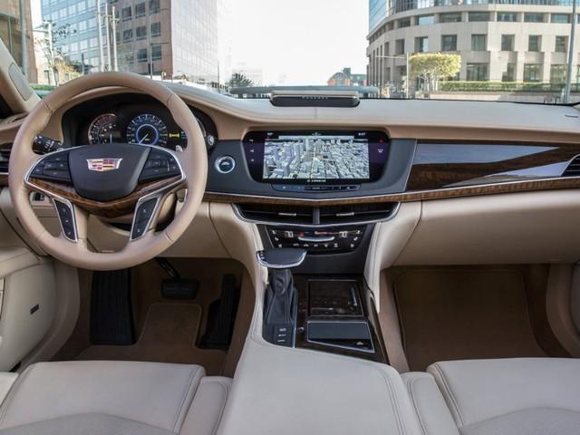 10 mẫu sedan sở hữu công nghệ ấn tượng nhất 2017 - Ảnh 13.