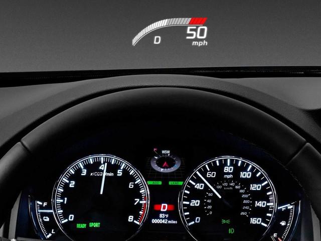 10 mẫu sedan sở hữu công nghệ ấn tượng nhất 2017 - Ảnh 16.