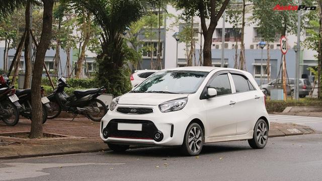 Giảm giá chưa giúp Kia Morning lật ngược thế cờ với Hyundai Grand i10