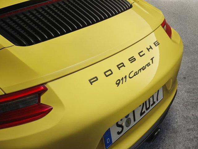 Porsche 911 Carrera T 2018 - Mẫu 911 nhẹ nhất từ trước đến nay - Ảnh 2.