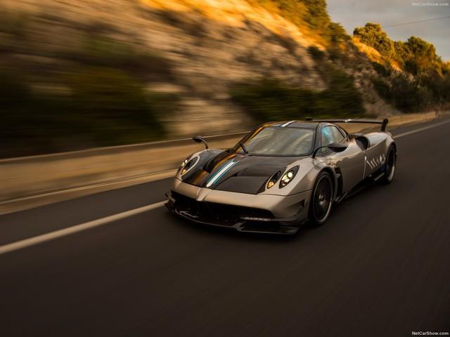 20 siêu xe đắt nhất thế giới hiện nay: Có tiền chưa chắc đã mua được - Ảnh 16.