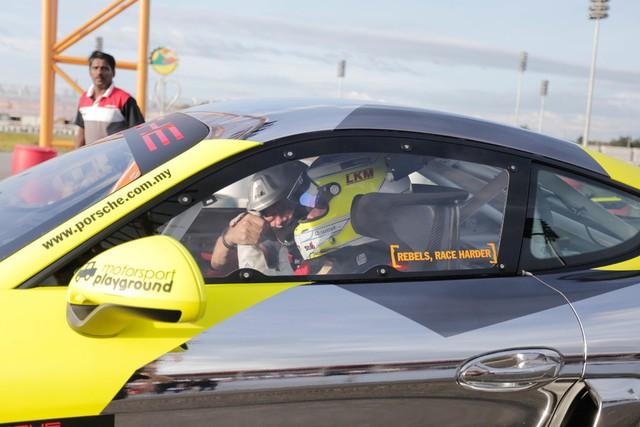 Porsche lần đầu hướng dẫn lái xe thể thao tại Việt Nam - Ảnh 6.