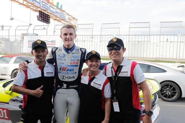 Porsche lần đầu hướng dẫn lái xe thể thao tại Việt Nam - Ảnh 7.