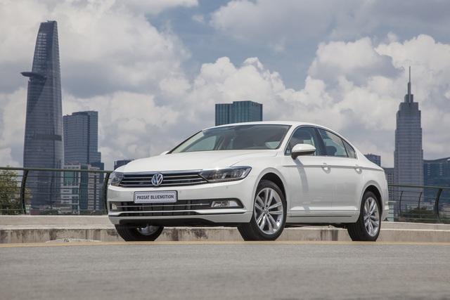 Volkswagen hứa hẹn trở lại ấn tượng với 6 mẫu xe tại triển lãm VIMS 2017 - Ảnh 1.