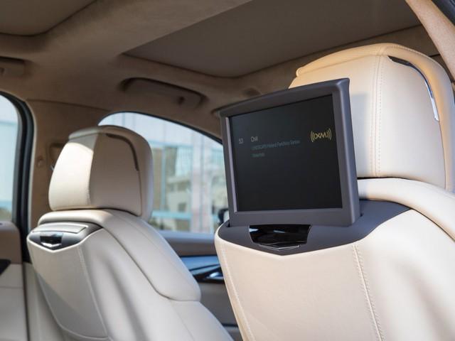 10 mẫu sedan sở hữu công nghệ ấn tượng nhất 2017 - Ảnh 14.