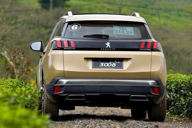Peugeot 3008 và 5008 lắp ráp tại Việt Nam, giá từ 1,16 tỷ đồng - Ảnh 2.