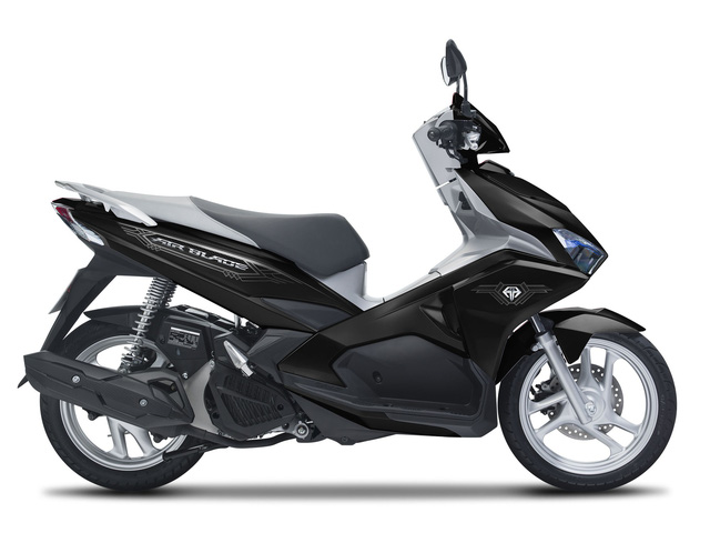 Honda Air Blade thêm phiên bản mới, bổ sung chìa khoá thông minh - Ảnh 9.