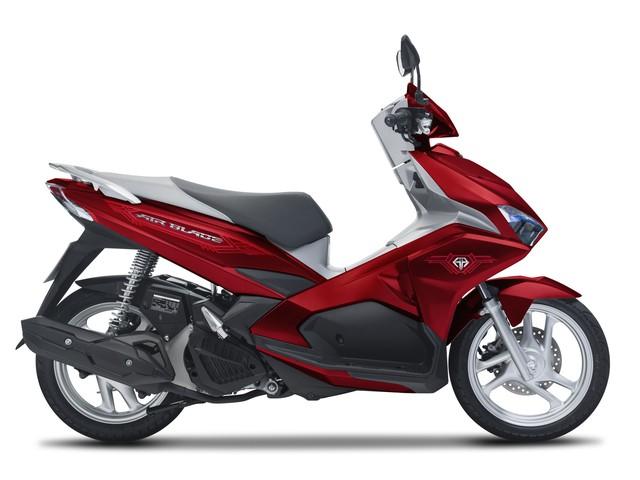 Honda Air Blade thêm phiên bản mới, bổ sung chìa khoá thông minh - Ảnh 8.