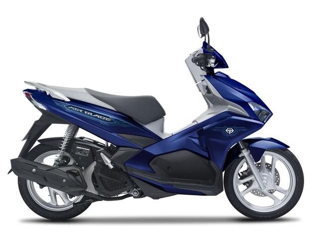 Honda Air Blade thêm phiên bản mới, bổ sung chìa khoá thông minh - Ảnh 7.