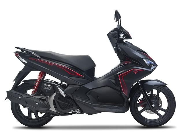 Honda Air Blade thêm phiên bản mới, bổ sung chìa khoá thông minh - Ảnh 10.