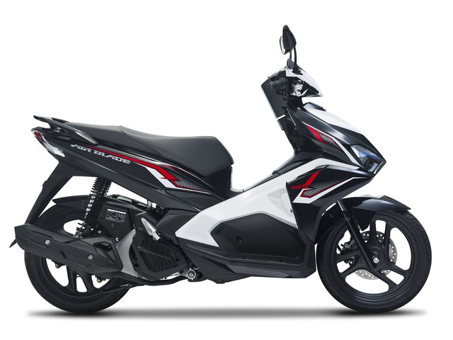 Honda Air Blade thêm phiên bản mới, bổ sung chìa khoá thông minh - Ảnh 3.