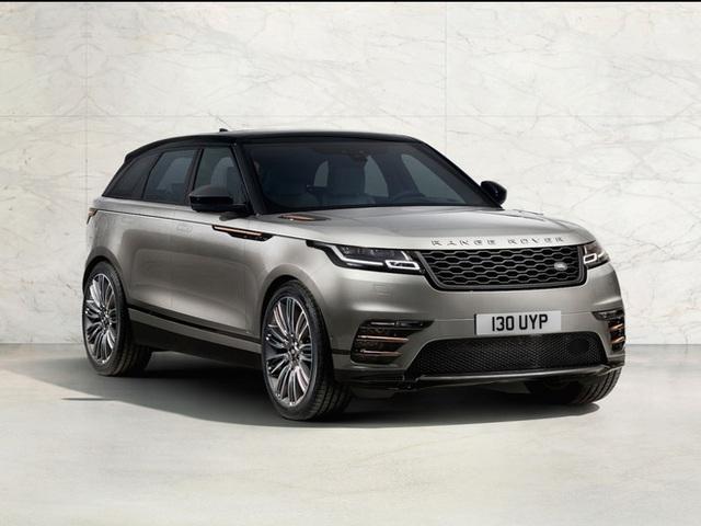 Cận cảnh Range Rover Velar, mẫu SUV được trang bị mọi công nghệ hot nhất thời điểm hiện tại - Ảnh 1.