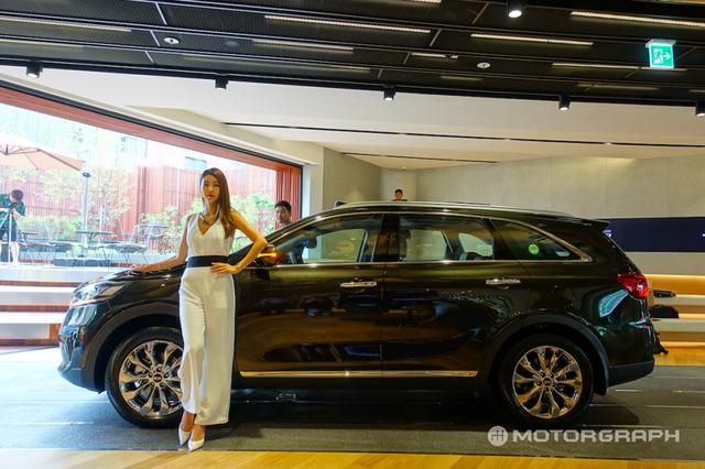 Soi SUV cỡ trung Kia Sorento 2018 có thể về Việt Nam bằng xương, bằng thịt - Ảnh 11.