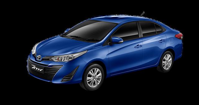 Toyota Yaris Ativ - phiên bản giá rẻ của Vios - chính thức ra mắt Đông Nam Á - Ảnh 7.