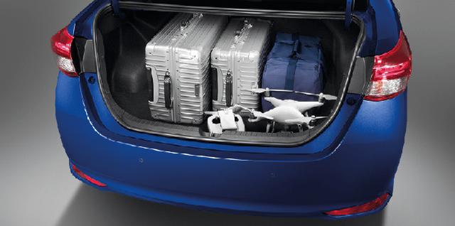 Toyota Yaris Ativ - phiên bản giá rẻ của Vios - chính thức ra mắt Đông Nam Á - Ảnh 14.