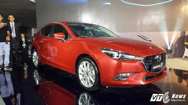 Giá xe Mazda giảm lần thứ 3 trong tháng 8, thiết lập kỷ lục mới lên tới 106 triệu đồng - Ảnh 1.
