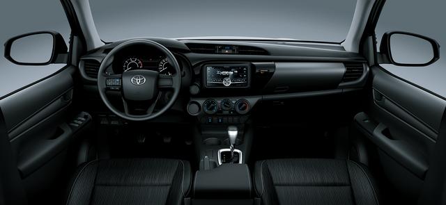 Toyota Việt Nam giới thiệu Hilux phiên bản cải tiến 2017 với giá rẻ hơn - Ảnh 5.