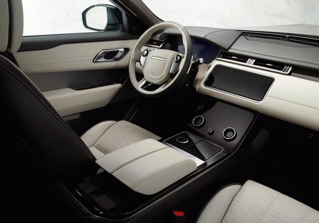 Cận cảnh Range Rover Velar, mẫu SUV được trang bị mọi công nghệ hot nhất thời điểm hiện tại - Ảnh 13.