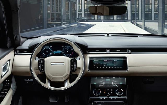 Cận cảnh Range Rover Velar, mẫu SUV được trang bị mọi công nghệ hot nhất thời điểm hiện tại - Ảnh 14.