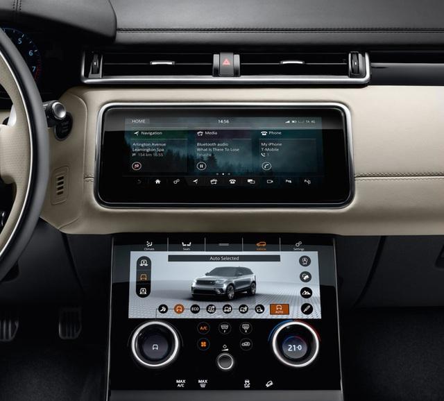 Cận cảnh Range Rover Velar, mẫu SUV được trang bị mọi công nghệ hot nhất thời điểm hiện tại - Ảnh 16.