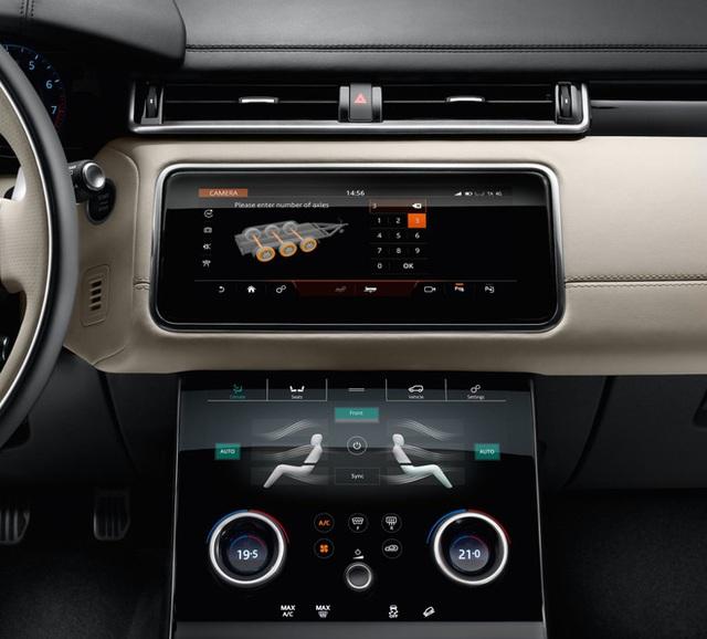 Cận cảnh Range Rover Velar, mẫu SUV được trang bị mọi công nghệ hot nhất thời điểm hiện tại - Ảnh 17.