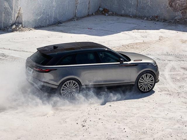 Cận cảnh Range Rover Velar, mẫu SUV được trang bị mọi công nghệ hot nhất thời điểm hiện tại - Ảnh 20.