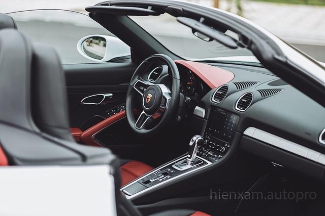 Porsche 718 Boxster – Nhỏ mà sành - Ảnh 3.