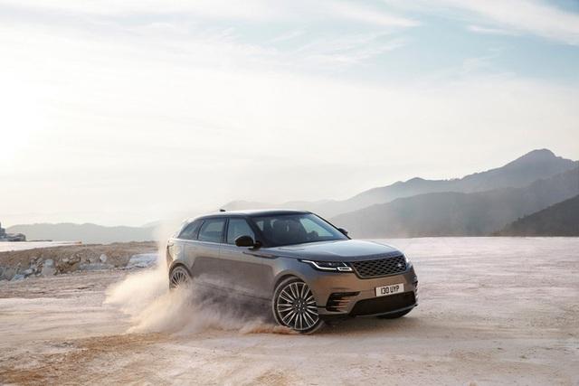 Cận cảnh Range Rover Velar, mẫu SUV được trang bị mọi công nghệ hot nhất thời điểm hiện tại - Ảnh 21.
