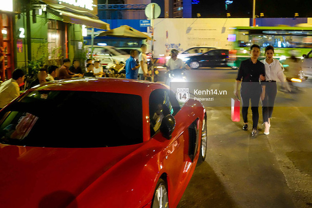 Đông Nhi - Ông Cao Thắng xuất hiện cùng siêu xe 13 tỷ nổi bật trên phố - Ảnh 6.