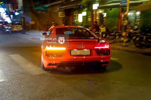 Đông Nhi - Ông Cao Thắng xuất hiện cùng siêu xe 13 tỷ nổi bật trên phố - Ảnh 7.