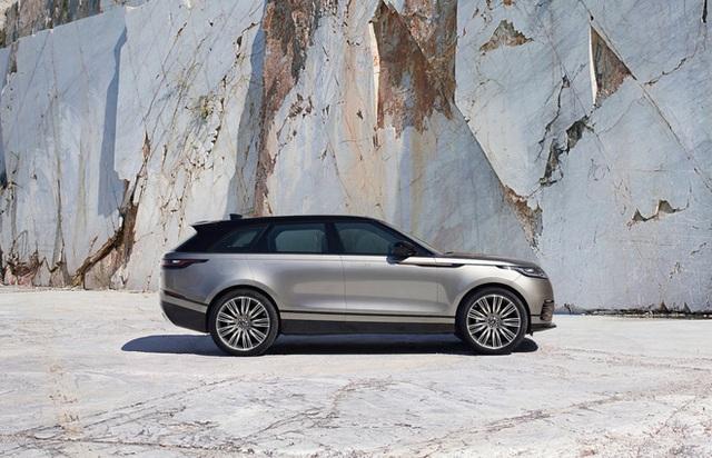 Cận cảnh Range Rover Velar, mẫu SUV được trang bị mọi công nghệ hot nhất thời điểm hiện tại - Ảnh 10.