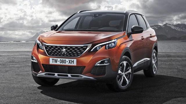 Tối nay, Peugeot 3008 và 5008 2017 lắp ráp trong nước sẽ ra mắt tại Việt Nam
