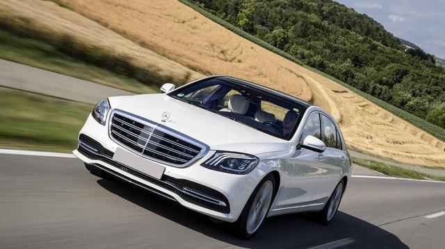Mercedes-Benz S-Class lỡ hẹn với khách hàng Việt Nam