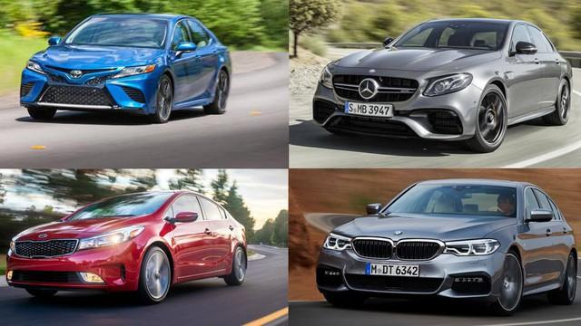 15 mẫu xe an toàn nhất năm 2017: Không có Lexus, Audi