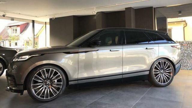 Range Rover Velar First Edition hàng hiếm sắp về tay đại gia Quảng Ninh