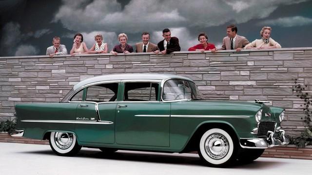 Những mẫu xe làm thay đổi lịch sử ngành công nghiệp xe hơi Mỹ
