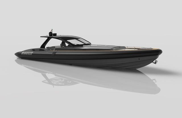 Hãng lốp Pirelli sắp ra mắt du thuyền thứ 2 của riêng mình - Ảnh 2.