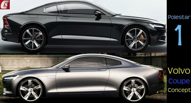 Polestar 1 - Cách Volvo đáp trả Mercedes-AMG và BMW M - Ảnh 3.