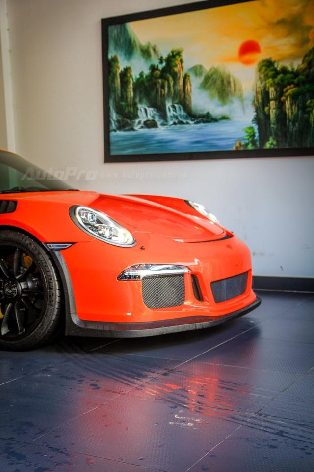 Cường Đô-la tậu thêm siêu xe Porsche 911 GT3 RS Coupe độc nhất Việt Nam - Ảnh 2.