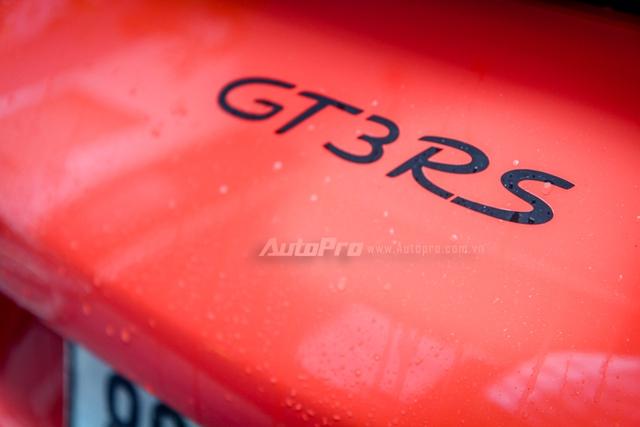 Cận cảnh siêu xe Porsche 911 GT3 RS mà Cường Đô-la mới tậu - Ảnh 4.